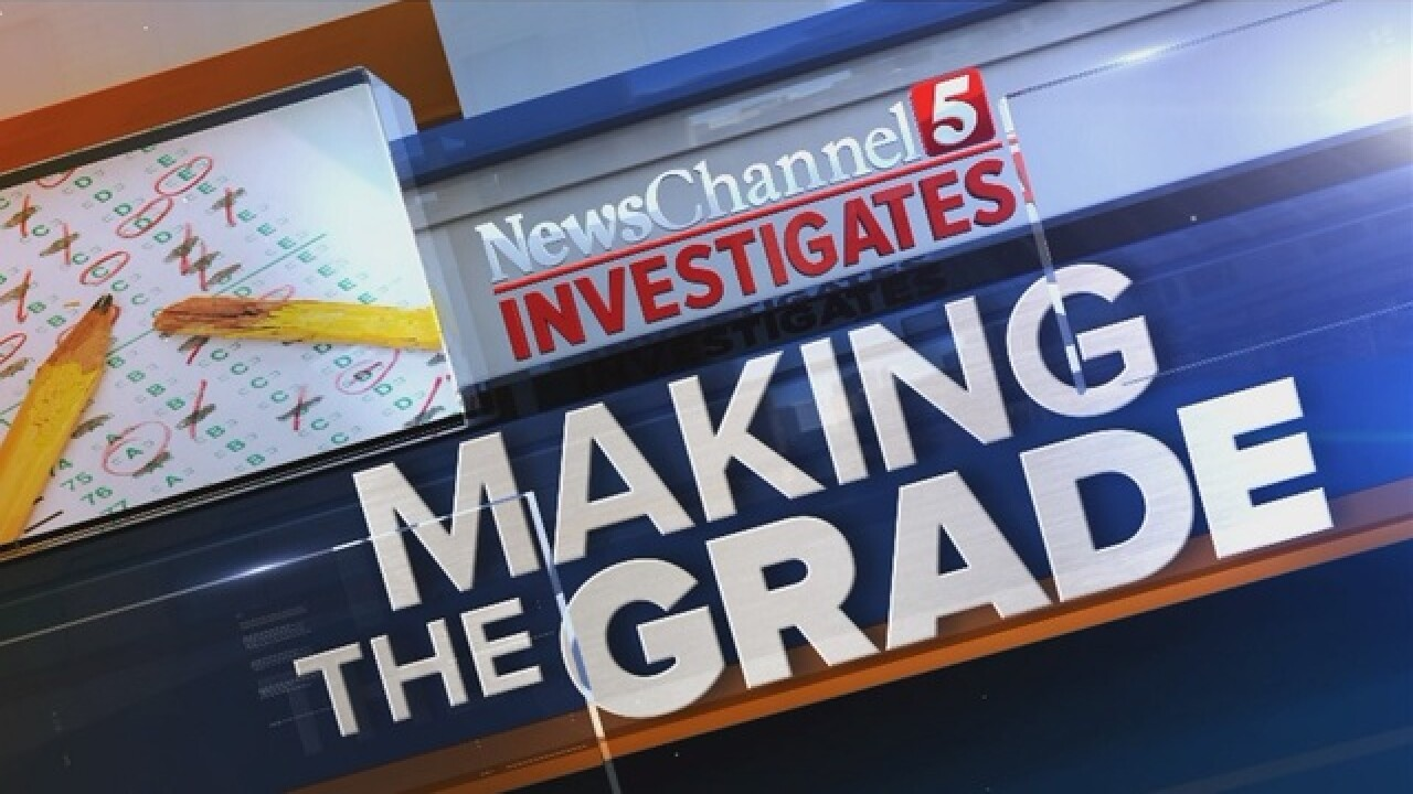 One-Hour Special Reviews Metro Schools Investigation
