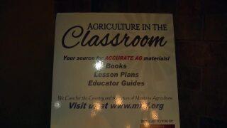 Montana Ag Network: Groups, agencies partner to create ag classroom foundation