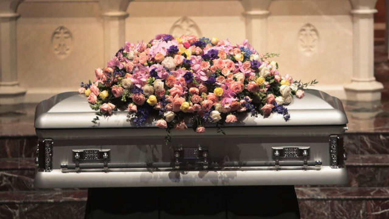 Barbara Bush to be laid to rest Saturday