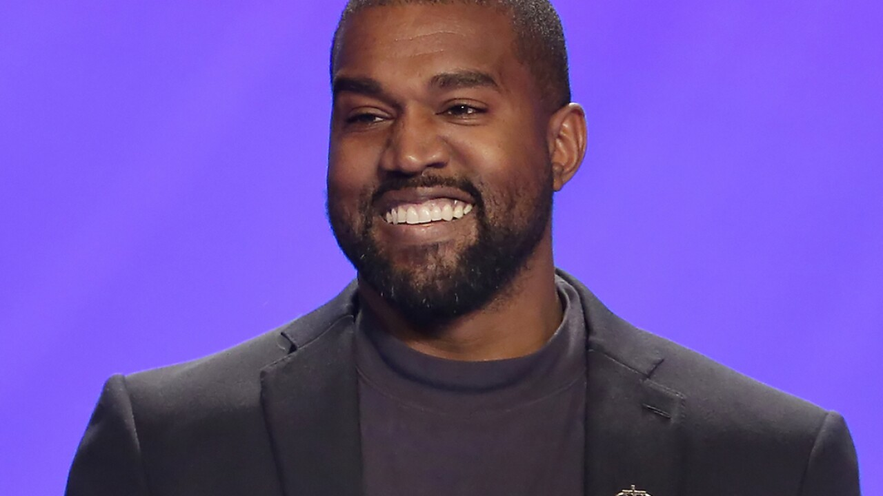 Election 2020-Oklahoma-Kanye West