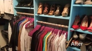 8 Closet Organization Tips