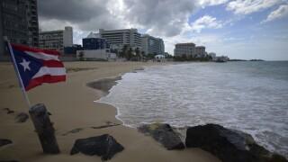 APTOPIX Virus Outbreak Puerto Rico