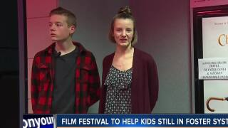 Former foster kids give back to kids still in the foster care system