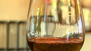 Tiny town of Harmony hosts wine, beer festival for local charity
