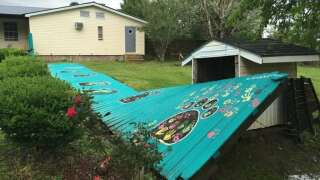 Acadiana Animal Aid left damaged after Saturday storms