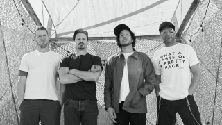 Rage Against The Machine Press photo