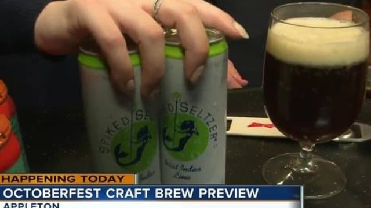 Distributors host Octoberfest Craft Brew
