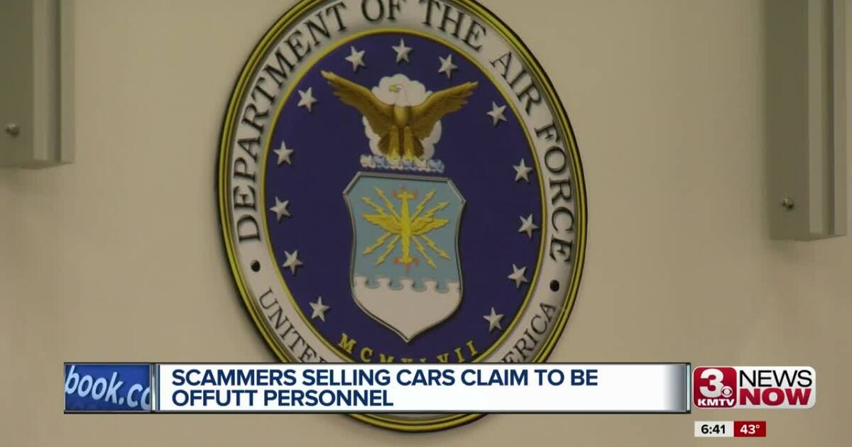 Scammers Selling Fake Cars Often Claim To Be Based At Offutt