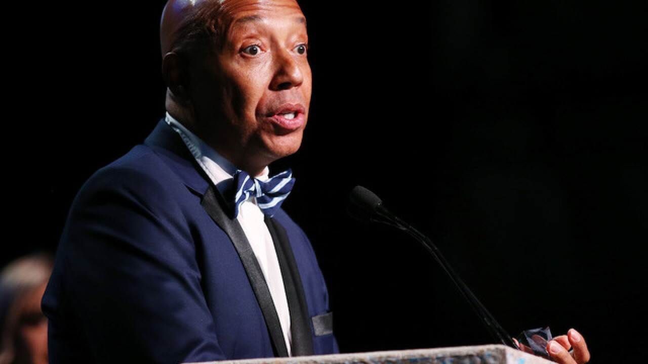 Russell Simmons accused of rape in lawsuit