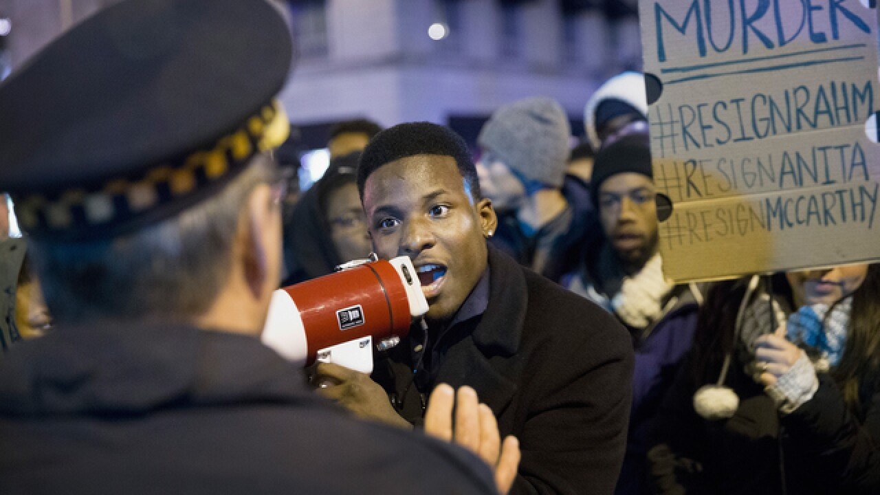 Protestors plan to shut down Chicago's Mag Mile