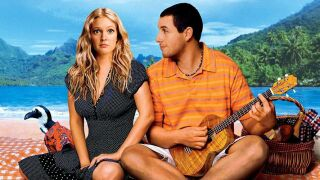 """50 First Dates"" stars Adam Sandler and Drew Barrymore. Photo courtesy of Sony Pictures."
