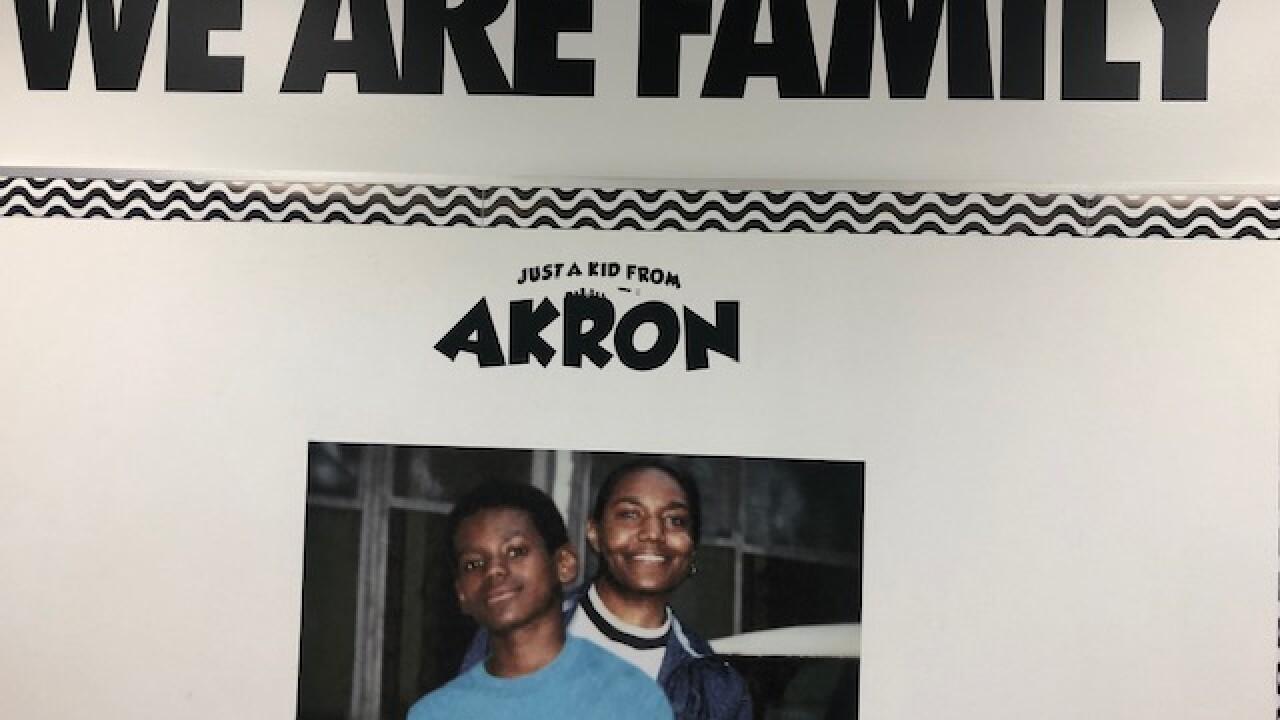 Akron's I Promise school