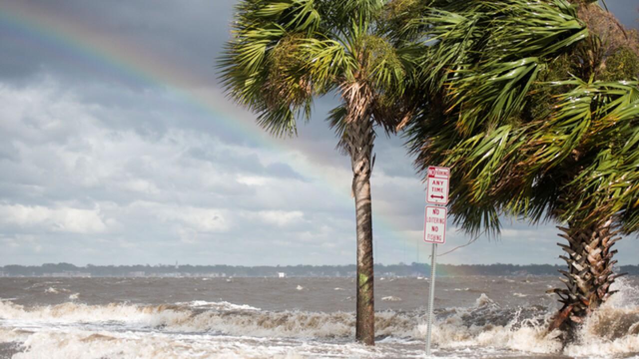Latest: More evacuations in Florida