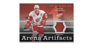 Steve Yzerman Red Wings Artifacts