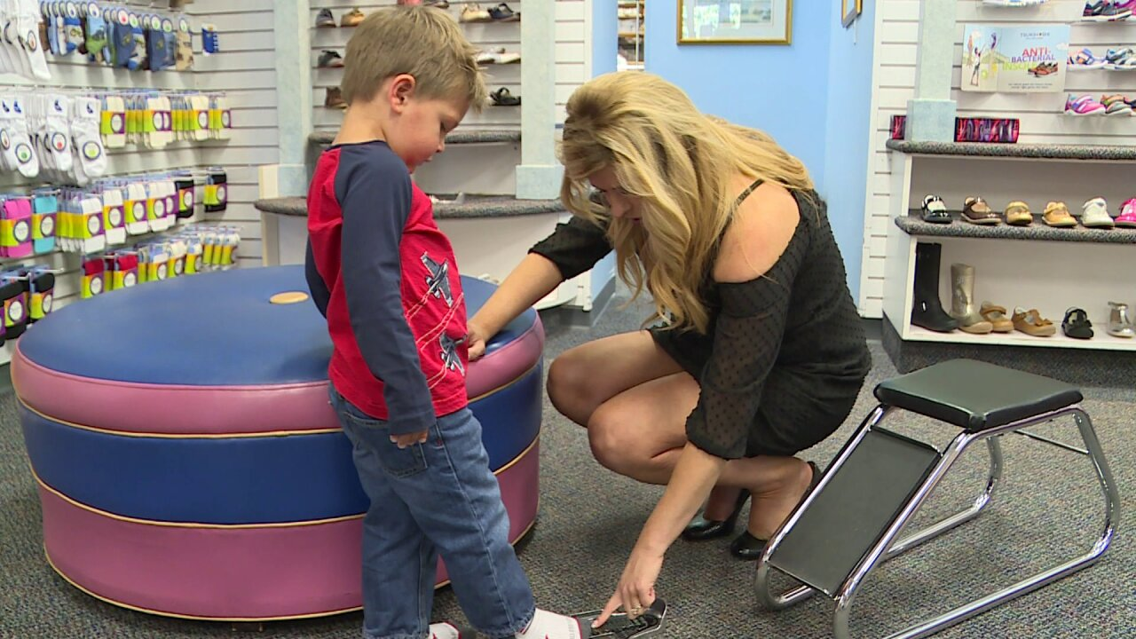 Does Nikki-Dee have what it takes to help children at Buttons &Bows?