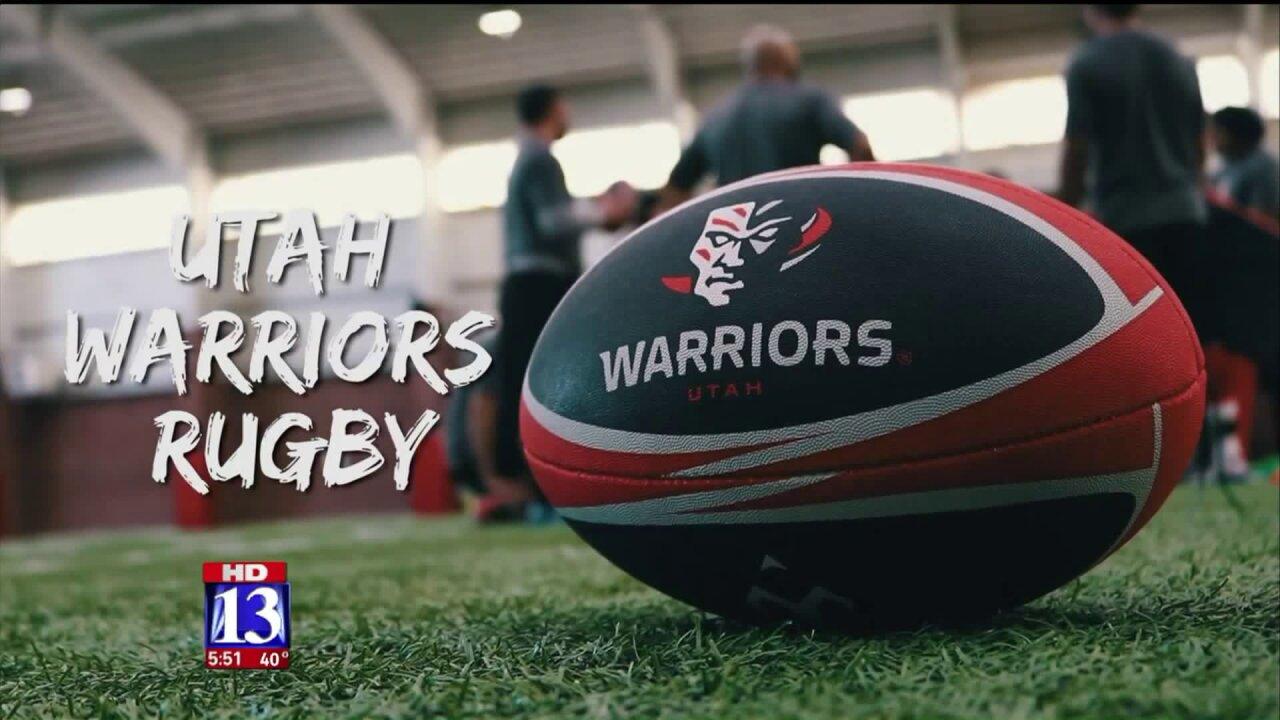 Utah's new pro rugby team beginstraining