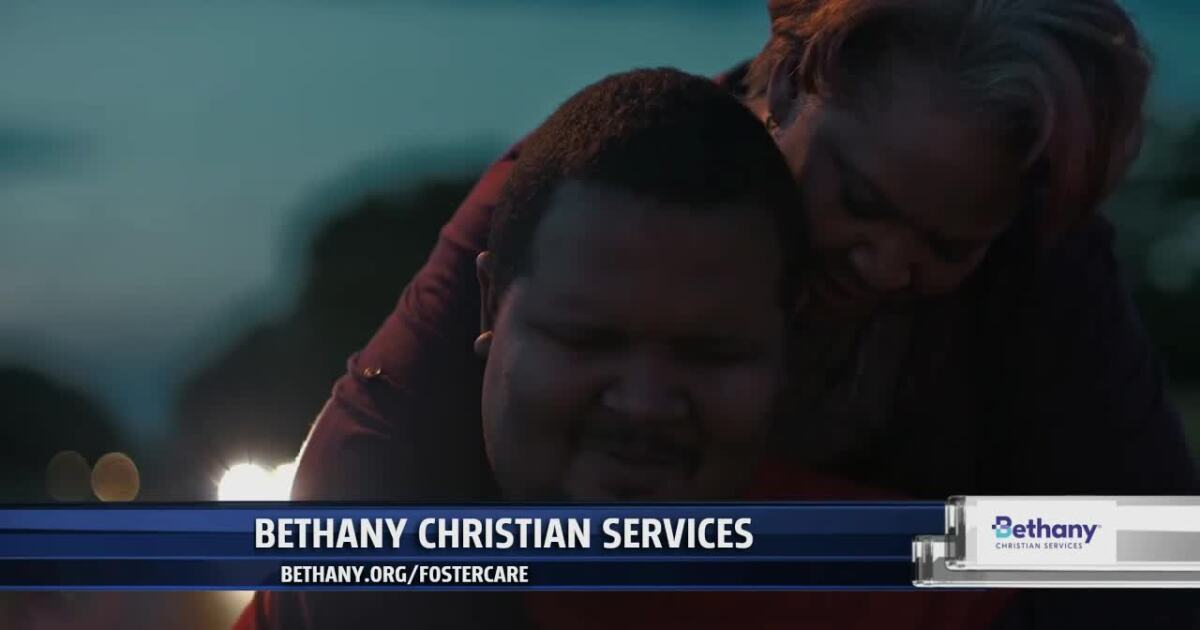 Become a foster parent with the help of Bethany Christian Services