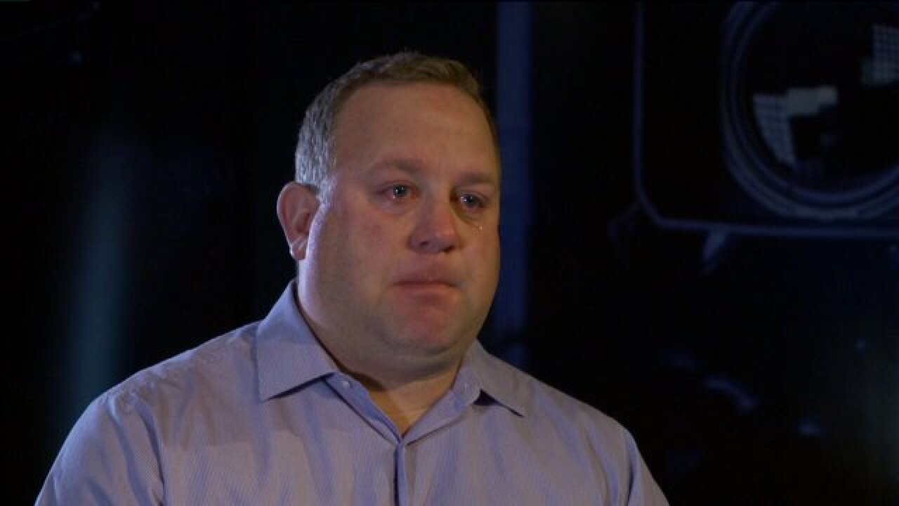 Member of FOX 13 family shares painful event that gives others the Gift ofHope