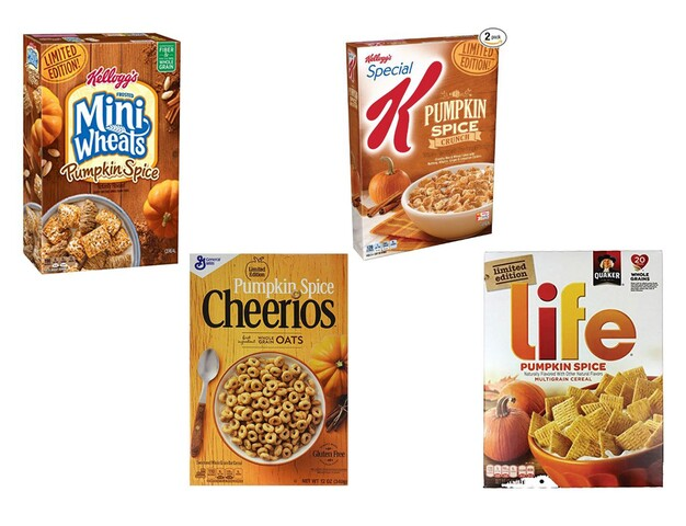 Pumpkin spice products sprout up early this year