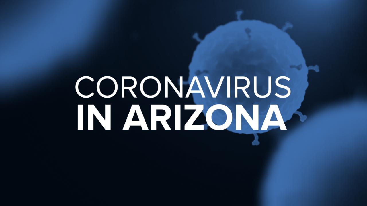 Coronavirus in Arizona