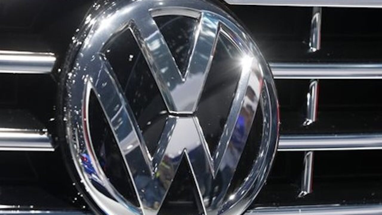 Volkswagen taking $18.2 billion hit on scandal