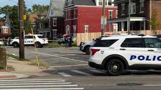 Lexington Ave shooting