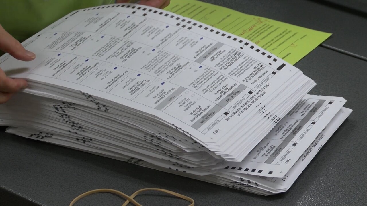 Record turnout in MT's all-mail primary election