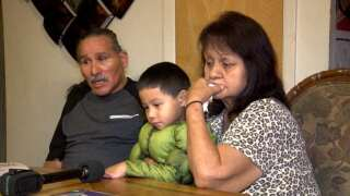 The family of 13-year old Alex Torres angry after mistrial was declared