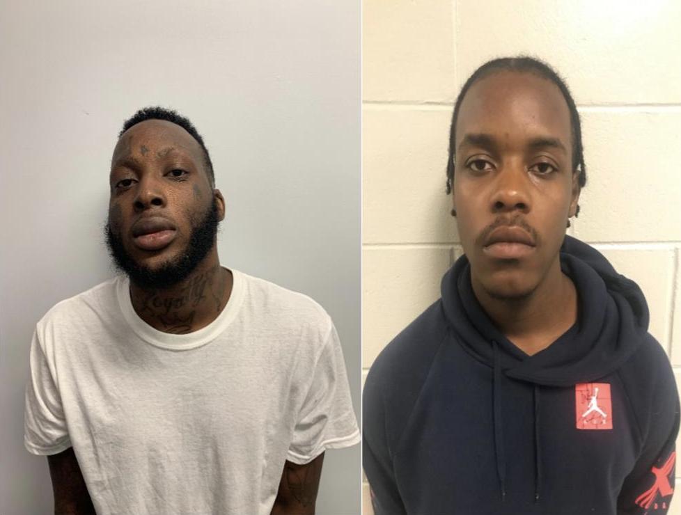 Hopewell arrests