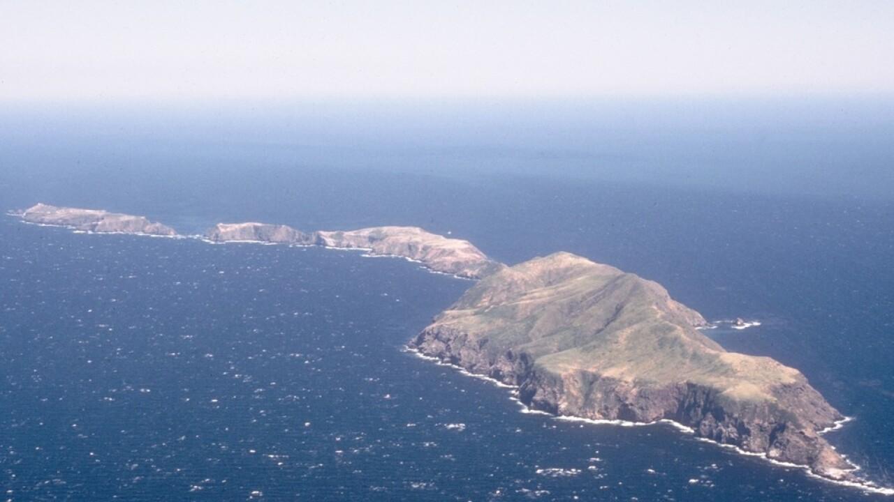Anacapa Island Photo Courtesy: NPS