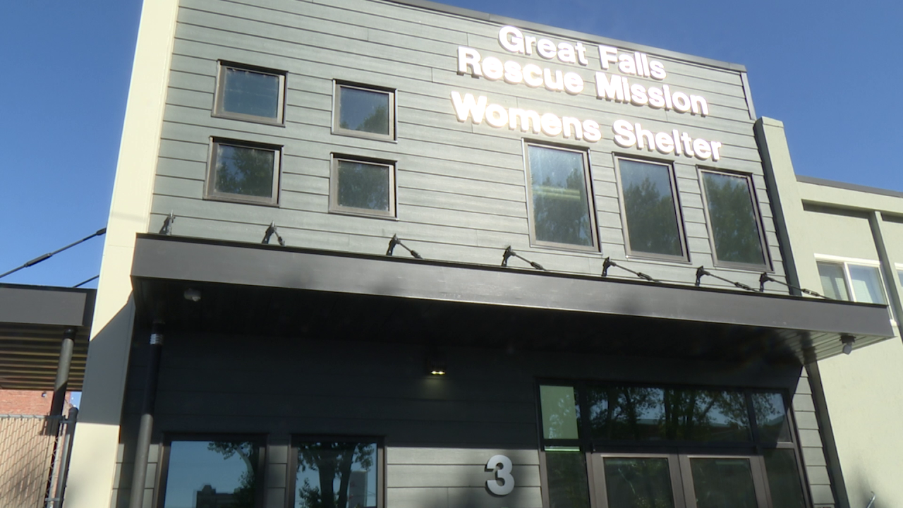Great Falls Rescue Mission Womens Shelter Center