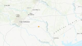 3.1 magnitude quake rattles San Antonio area