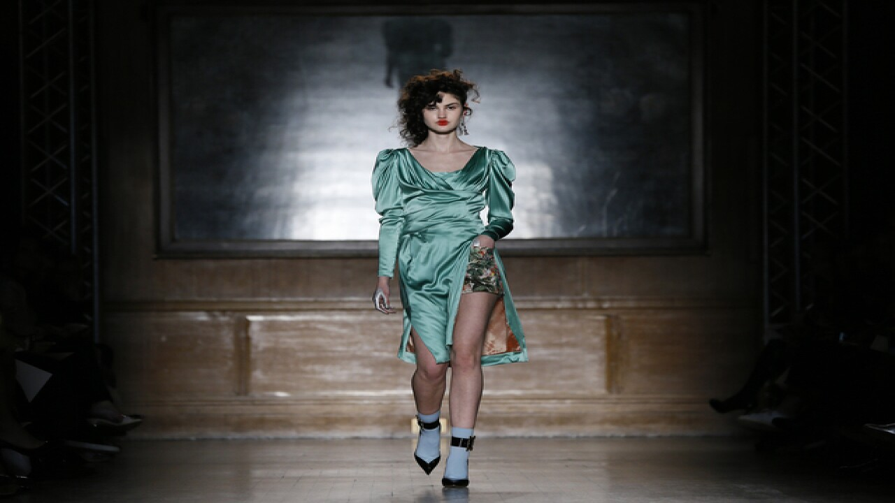 London Fashion Week: Vivienne Westwood
