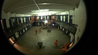 Lewis Prison unlocked doors