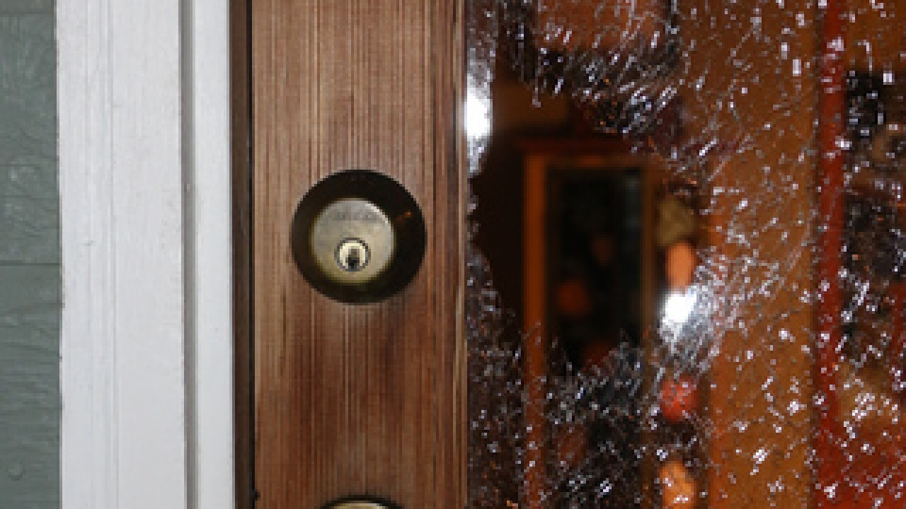 Two Eagle home burglarized before Christmas