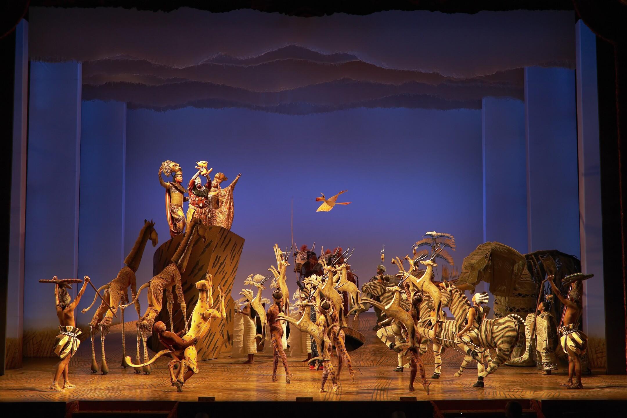 Photos: Broadway musical 'The Lion King' returns toNorfolk