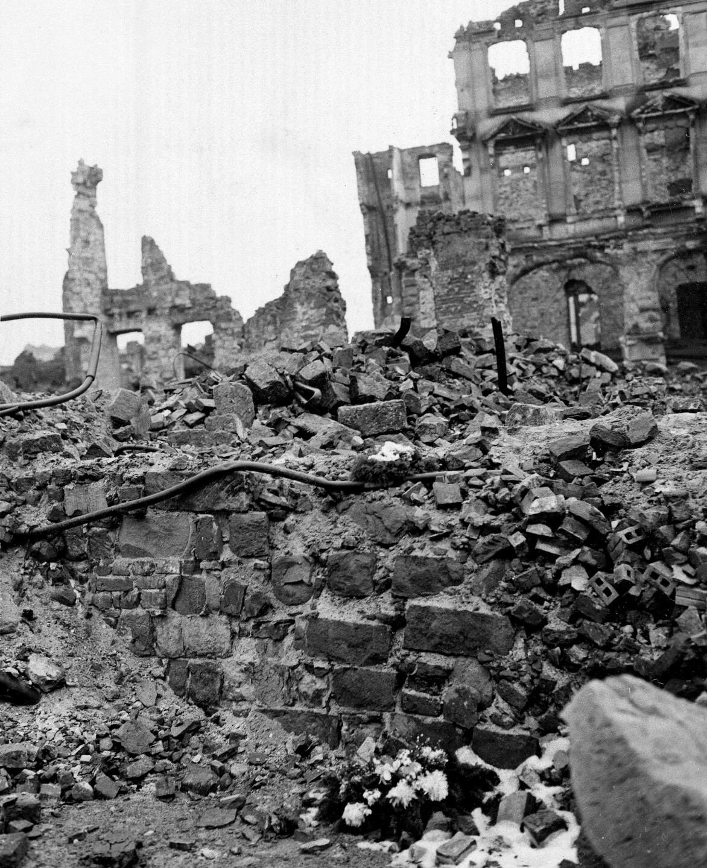 WWII DRESDEN