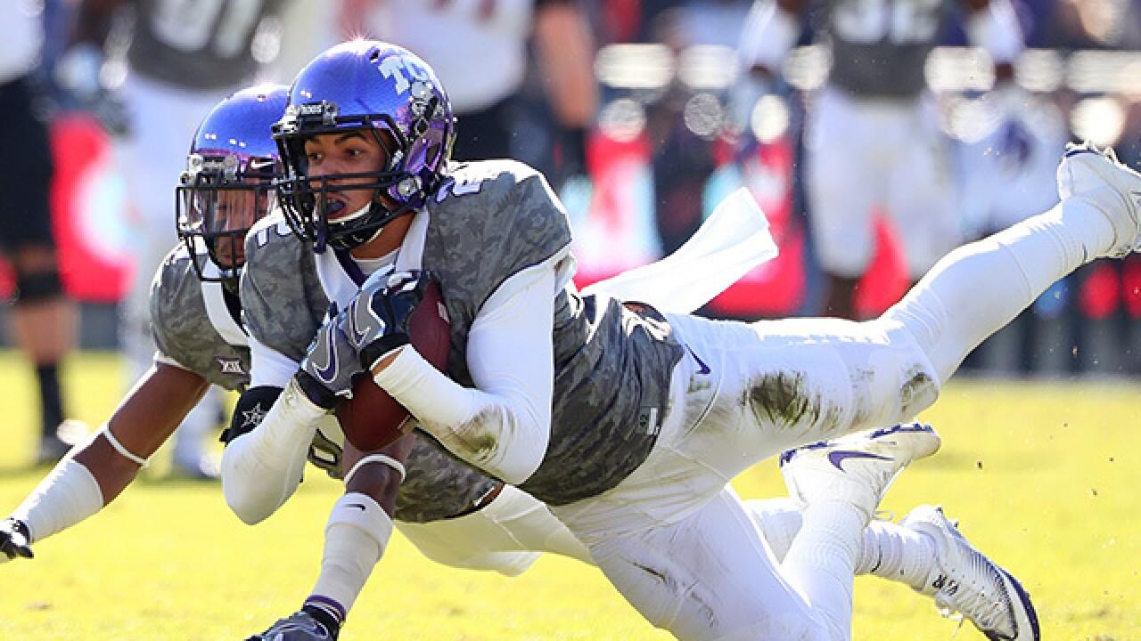 PHOTOS: OSU Cowboys beat TCU Horned Frogs 31-6