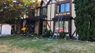 House fire 7/26/20