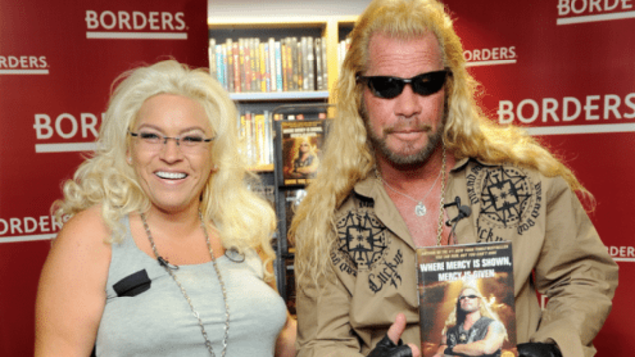 Dog The Bounty Hunter says wife, Beth, is now cancer-free