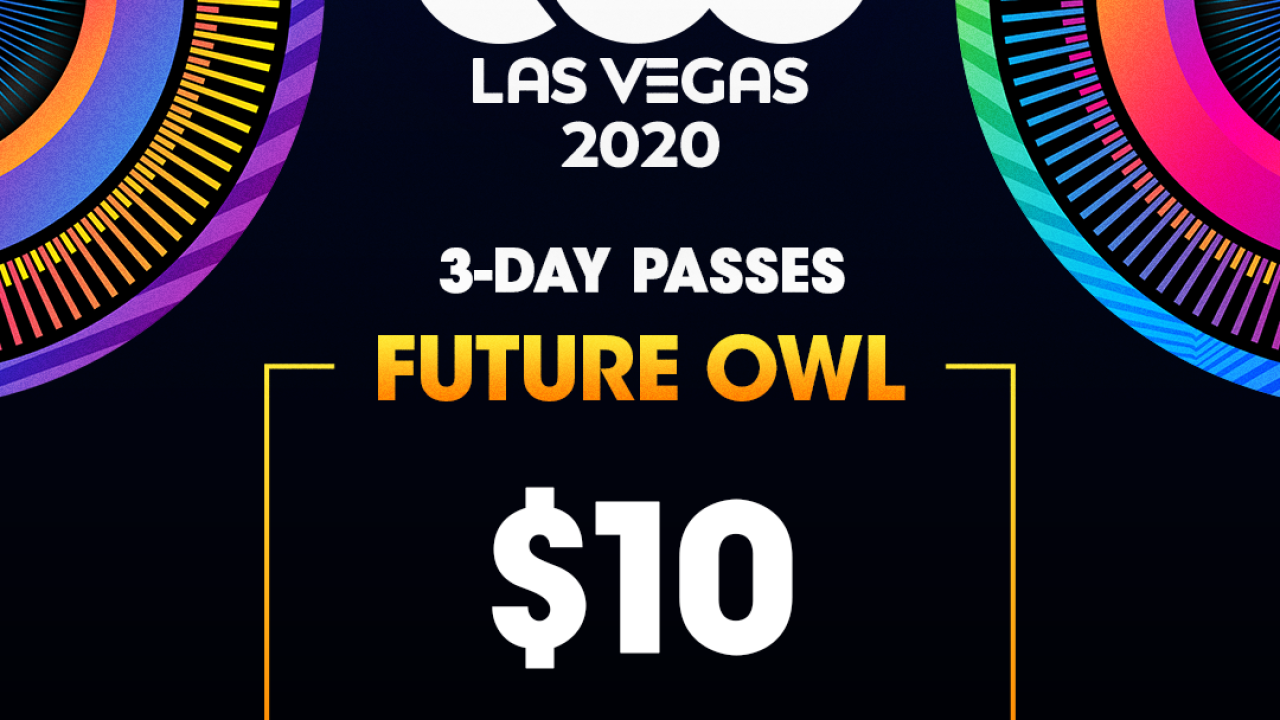 Future Owl tickets now on sale for EDC 2020