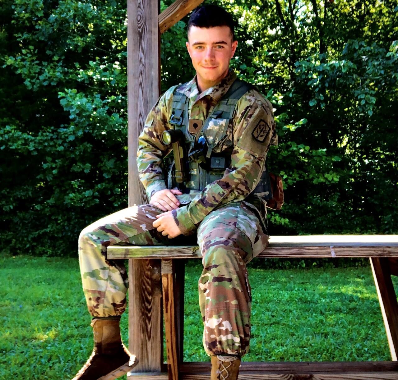 Cpl Stenski in uniform.jpg