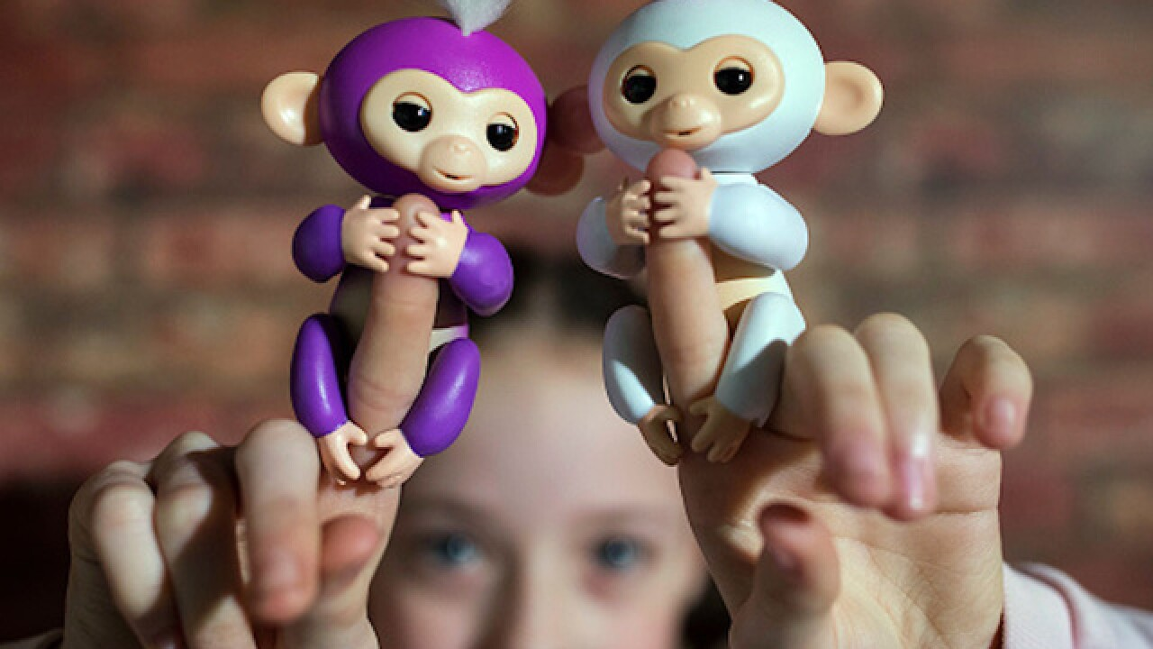 Secrets for finding Fingerlings, the hottest toy of 2017