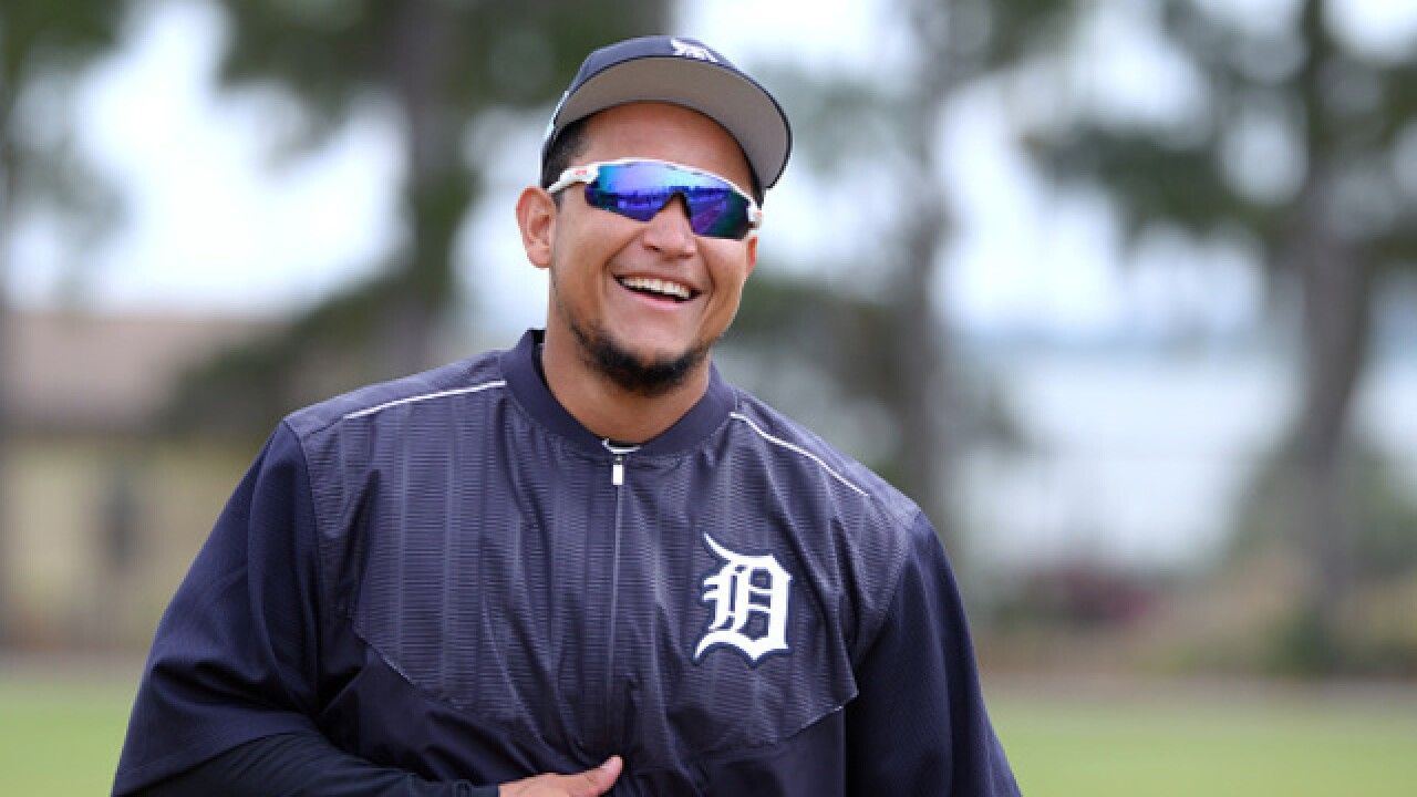 Venezuela, Ilitch, Tigers' future on Miguel Cabrera's mind