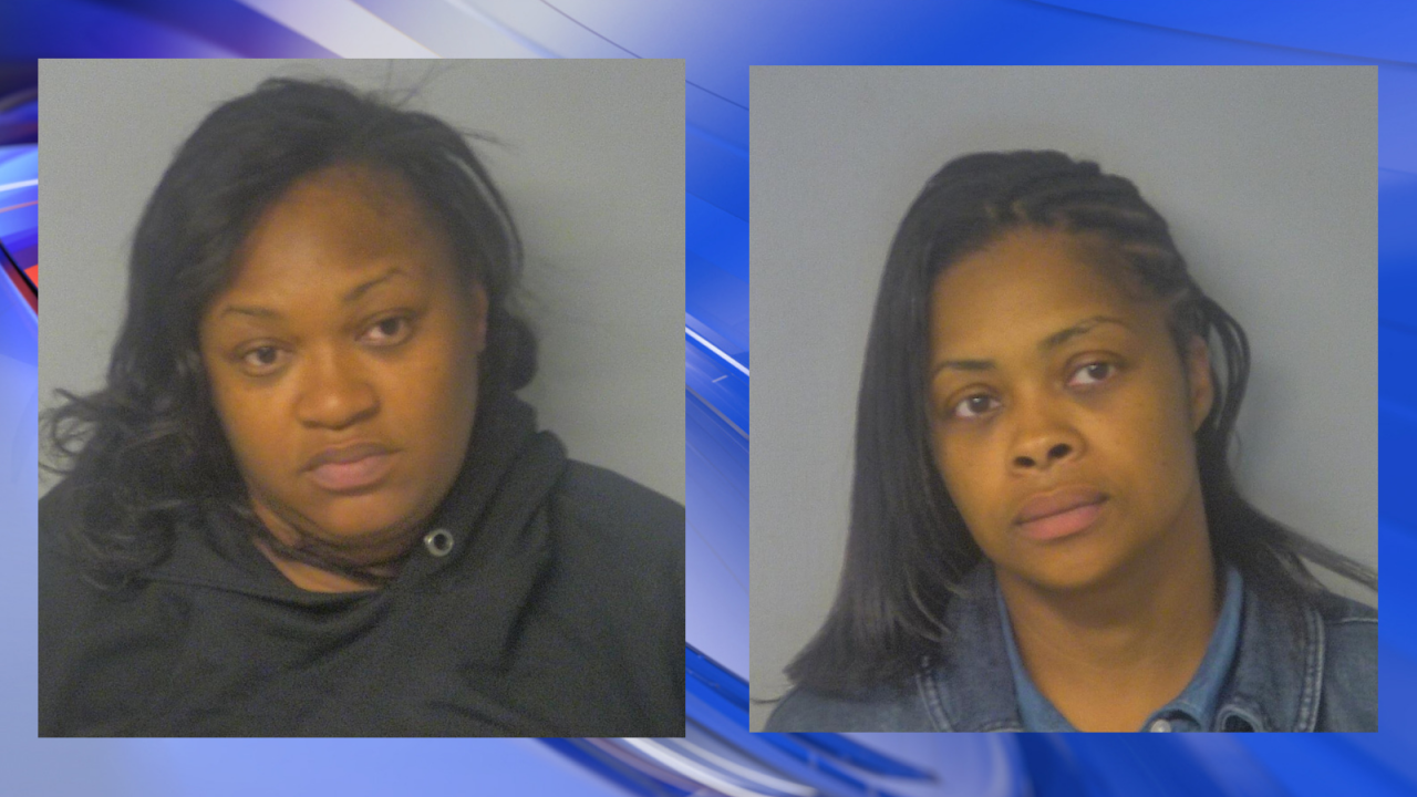 Local store employees accused of stealing thousands of dollars' worth of merchandise