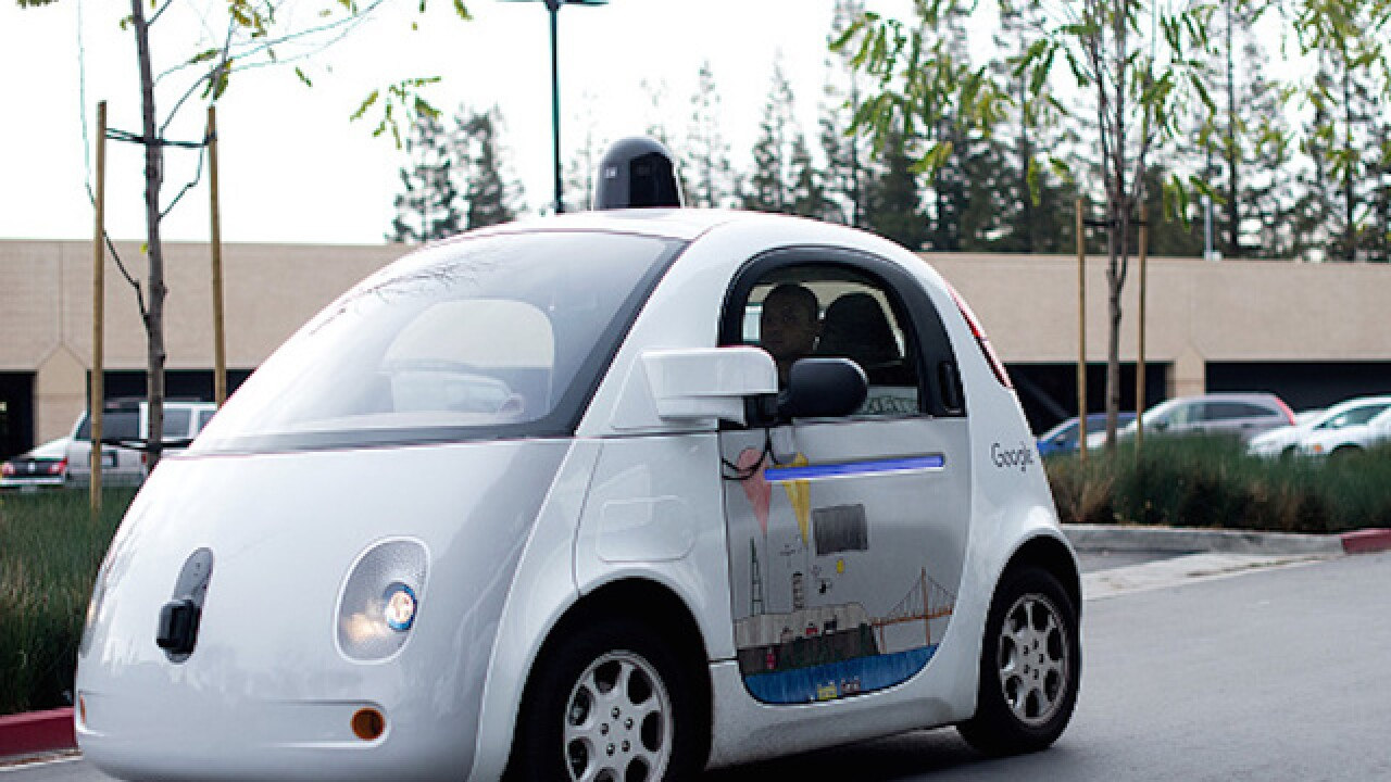 Google's self-driving cars becoming safer