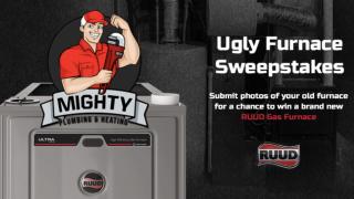 ugly furnace sweepstakes