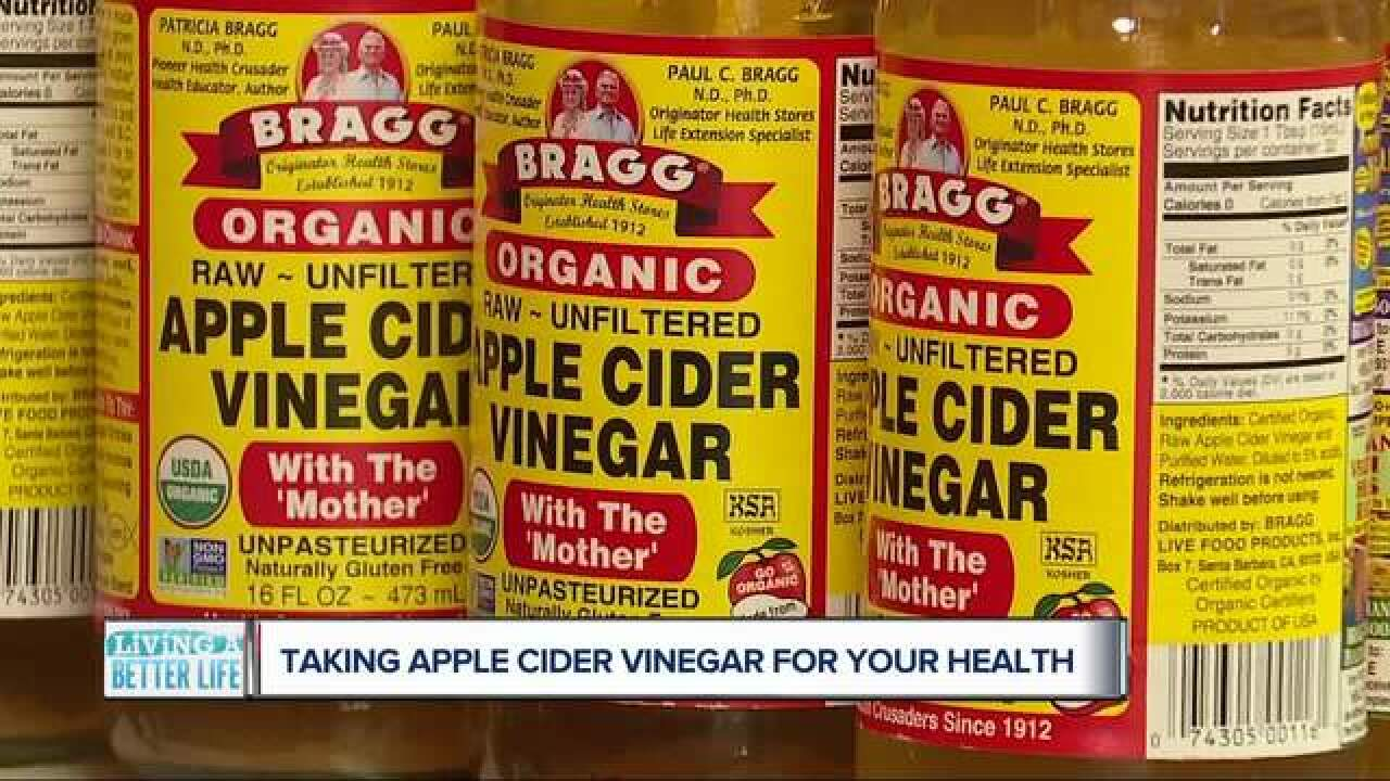 The pros and cons of apple cider vinegar