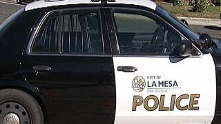La Mesa Police Vehicle Involved In Crash With Other Driver