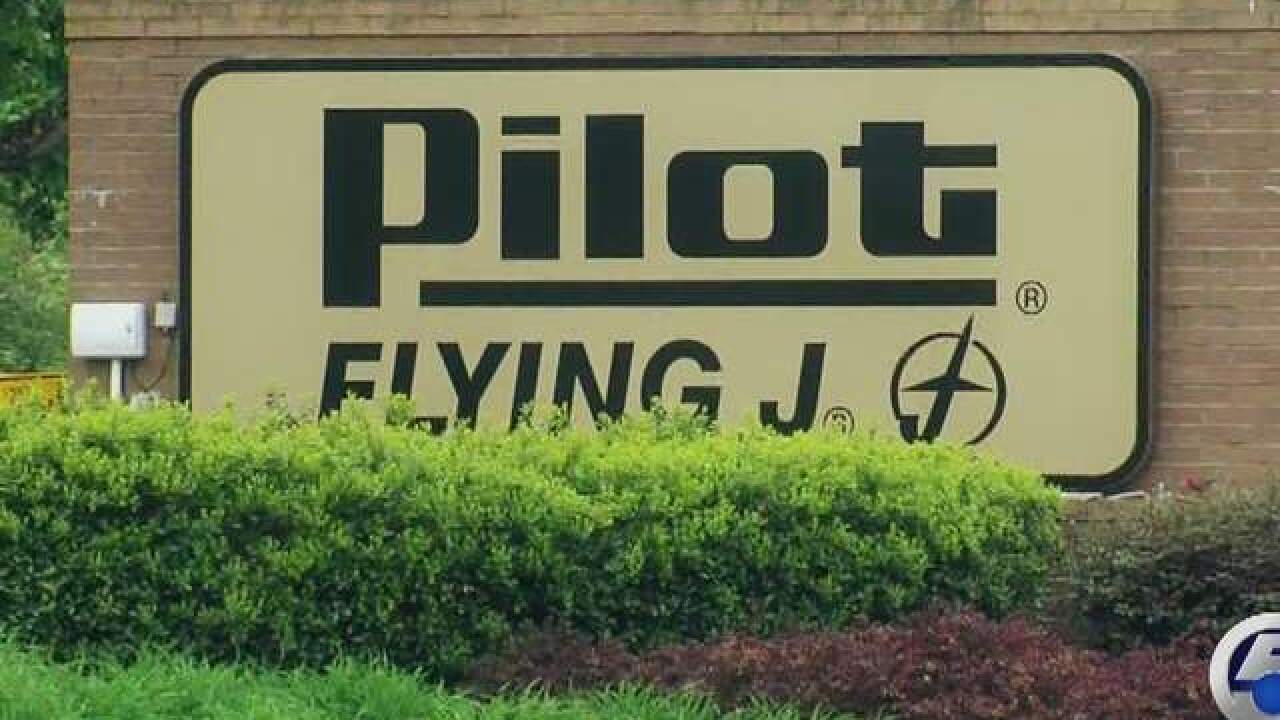 Ex-Pilot Flying J executives sentenced in fuel fraud scheme